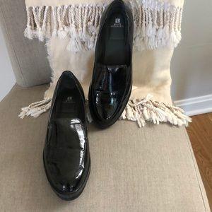 Black Loafer Slip-On